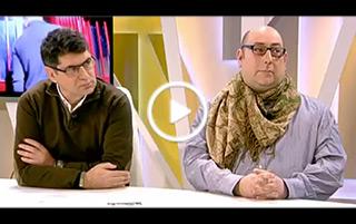 Entrevista con motivo de la Campaña de las 'Personas Sin Hogar 2017' de Cáritas Madrid