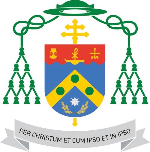 Escudo Carlos Osoro. Arzobispo de Madrid