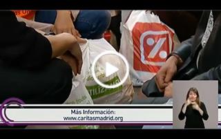 Cáritas Madrid presenta su campaña de Navidad y celebra la semana del regalo solidario