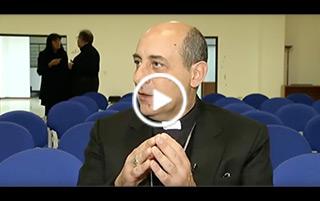Encuentro en Madrid con Mons. Víctor M. Fernández, rector de la Universidad Católica de Buenos Aires