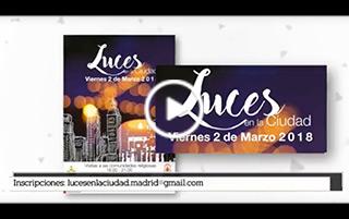 Madrid se prepara para una nueva edición de 'Luces en la Ciudad'