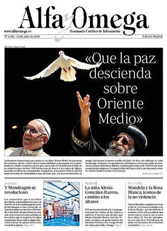 Archidiócesis de Madrid - Portada Alfa y Omega