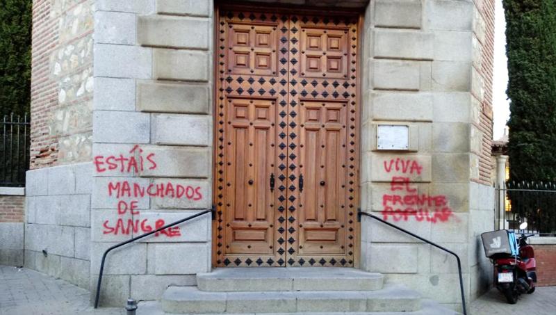 Pintadas SanMiguelArcangel Fuencarral 1okok