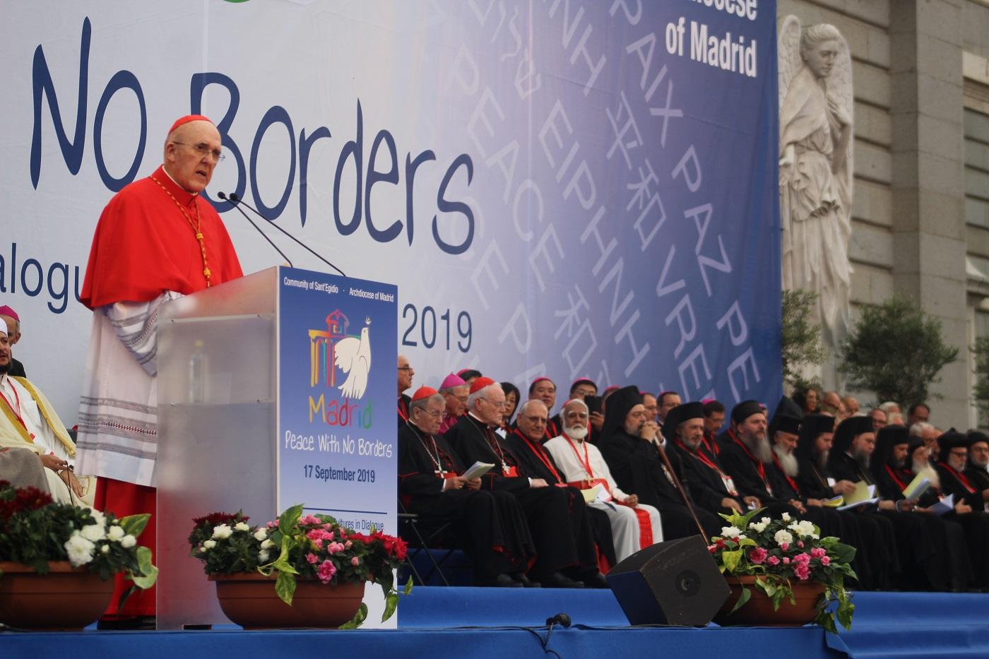 clausura paz sin fronteras osoro
