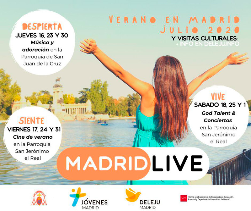 Madrid Live julio 2020 800