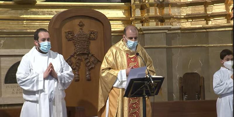 paloma san jose misa gabriel benedicto