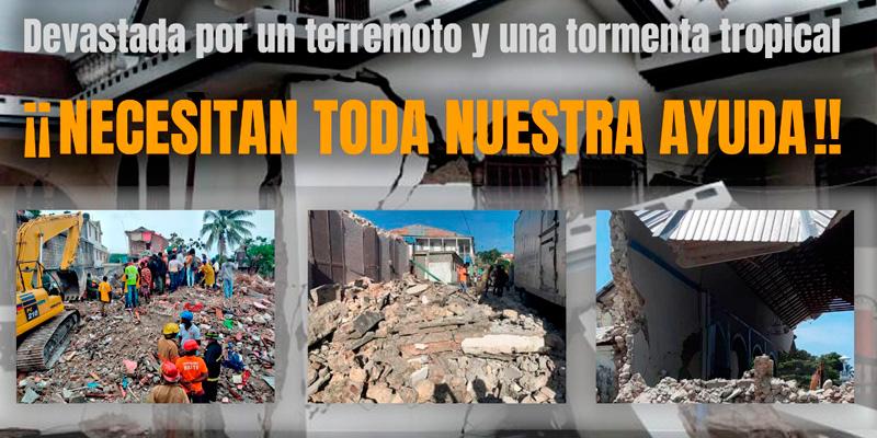 Campana Haiti terremoto 800x400 2