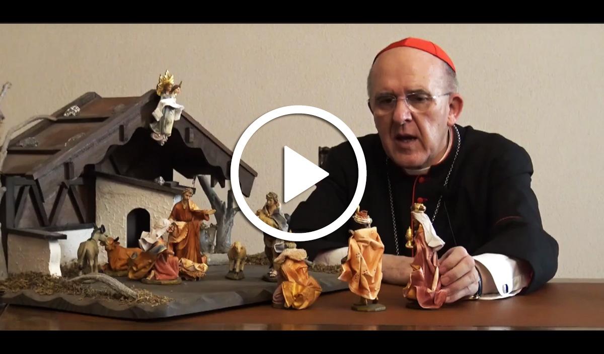 Mensaje de Navidad 2018 del cardenal Osoro