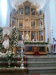 Coronación canónica de la Virgen de la Antigua