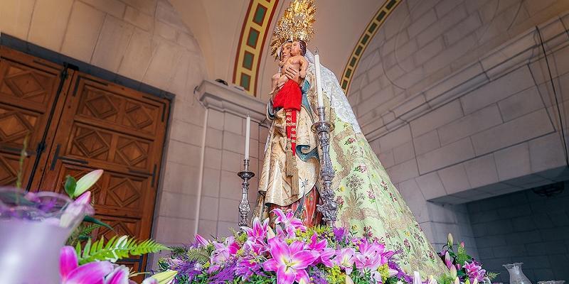 «Virgen de la Almudena, en esta pandemia, intercede por los madrileños»