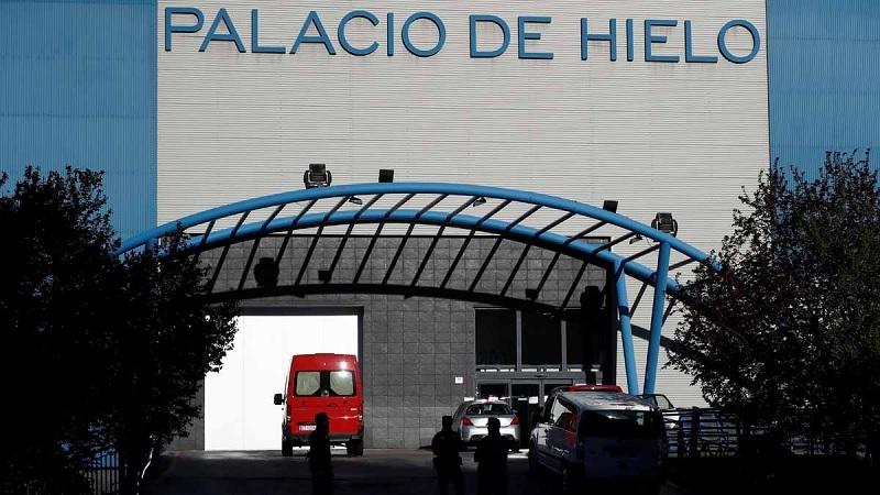 Palacio del Hielo de Madrid