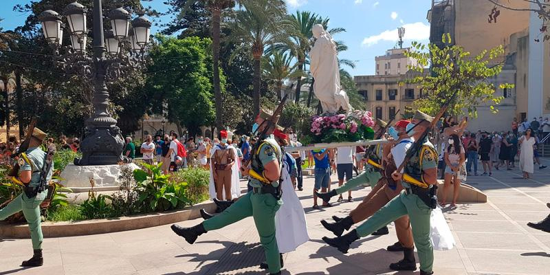 La Virgen peregrina de Éfeso visita Madrid