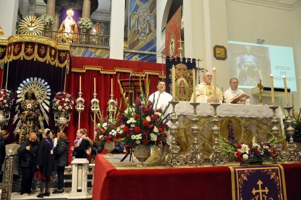 Cardenal Osoro:  el Cristo de Medinaceli «nos ama, nos libera y nos dice que somos hermanos»