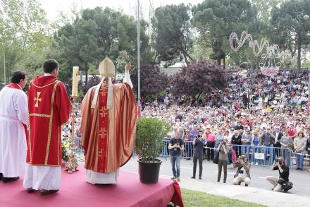 El arzobispo subraya que san Isidro «crea fraternidad y compromiso en el cuidado de todo lo que existe»