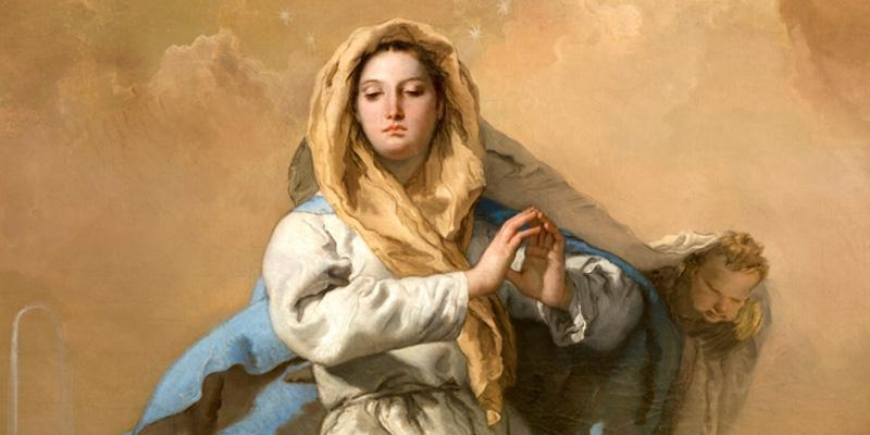 Madrid se prepara para venerar a la Inmaculada Concepción