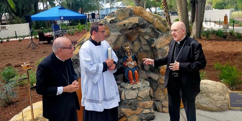 El Papa nombra al cardenal Osoro enviado especial al 150 aniversario de la diócesis de San Agustín