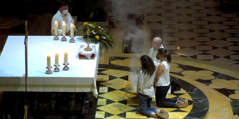 """El cardenal Osoro recuerda a los jóvenes que el «""""Effetá"""" de Jesús es para ti y para mí»"""