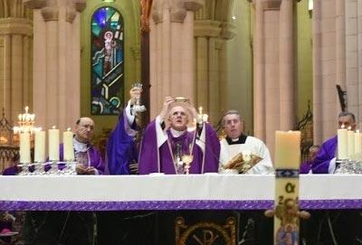 El Arzobispo de Madrid preside las celebraciones litúrgicas de Semana Santa en la Catedral
