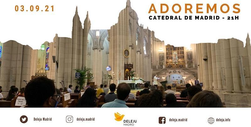 La catedral acoge este viernes la primera vigilia de oración con jóvenes del curso