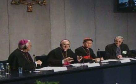 Monseñor Osoro, desde el Sínodo «Tenemos un mensaje para el mundo: la familia»