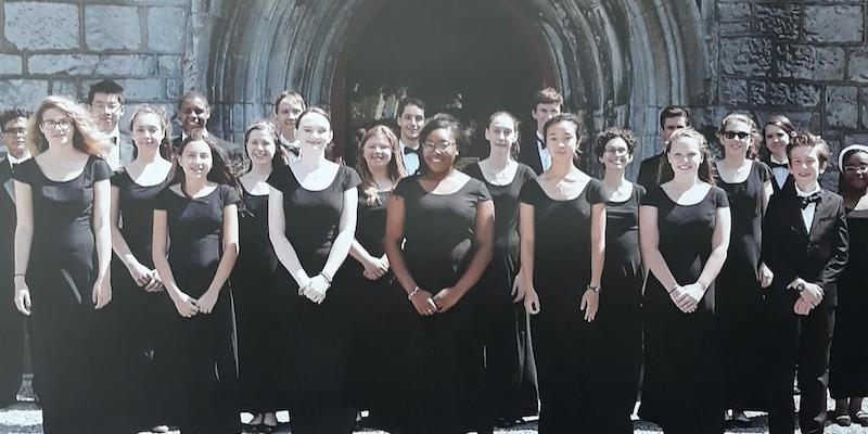 San Marcos acoge un concierto de Hopkins Concert Choir