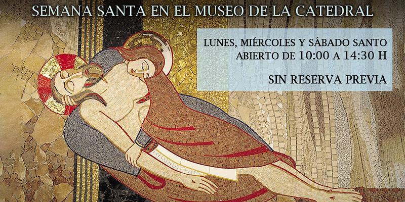 Descubra el Museo Catedral de la Almudena esta Semana Santa