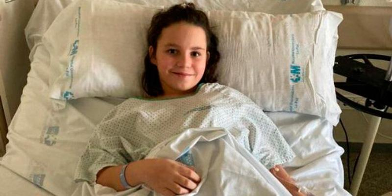 Teresita, la niña que solo quería dar a conocer a Jesús desde su cama en el hospital