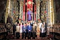 La Hermandad del Gran Poder estrena nueva Junta de Gobierno