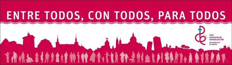 El Plan Diocesano de Evangelización se clausurará con una jornada festiva en la catedral de la Almudena