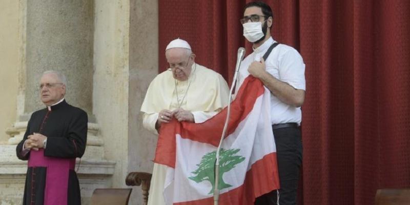 «Oramos por el Líbano como nos ha pedido el Papa a los creyentes»