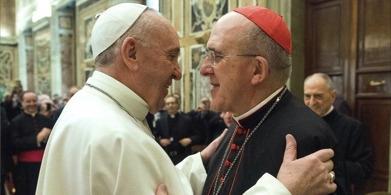 El Papa nombra al cardenal Osoro miembro de la Pontificia Comisión para América Latina