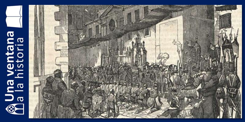 La procesión del Corpus Christi en Madrid en la Edad Moderna (siglo XVI)