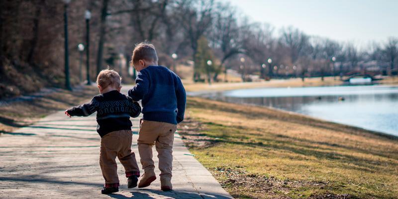 Eduquemos para caminar juntos en esta tierra