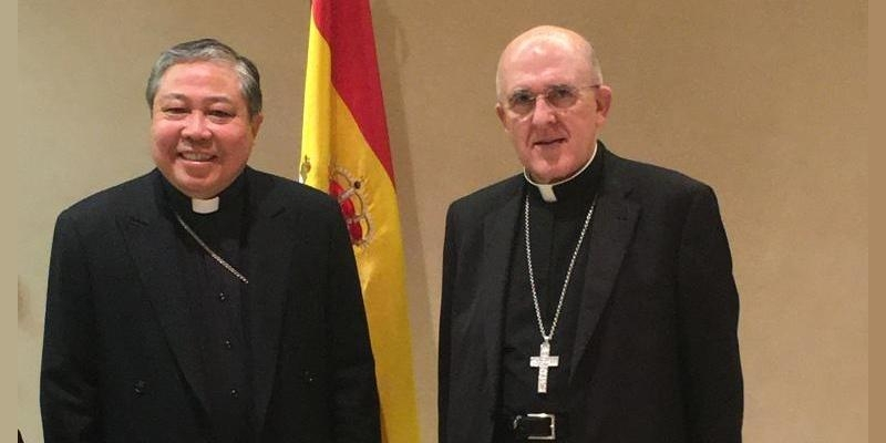 La catedral acoge este domingo una solemne Eucaristía por el Día del Papa