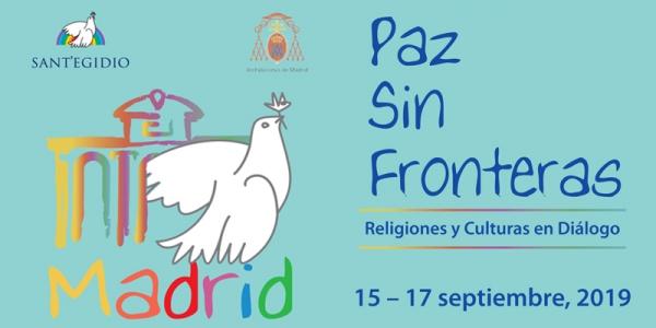Encuentro por la Paz de SantEgidio en Madrid