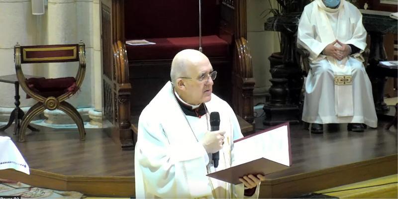 El arzobispo advierte de los muchos templos de Dios profanados en «los marginados y excluidos de nuestra sociedad»