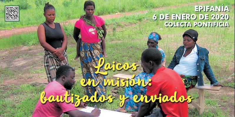 El 6 de enero se celebra la jornada del catequista nativo y el día del IEME
