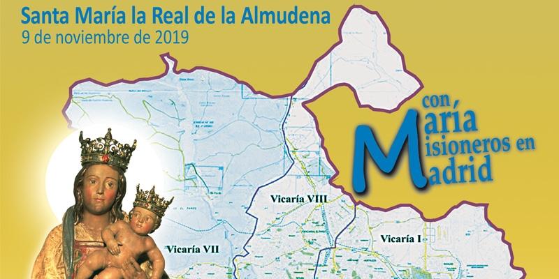 Fiesta de la Virgen de La Almudena