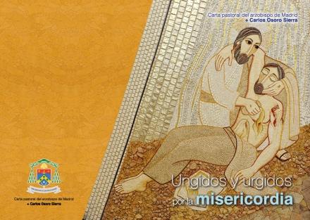 Descargue ya 'Ungidos y urgidos por la misericordia', la carta pastoral del arzobispo para este curso