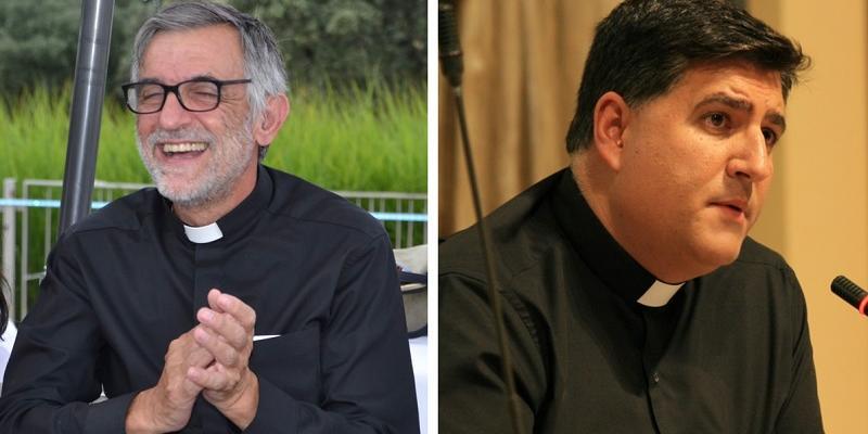 El cardenal Osoro nombra vicarios a Ángel López Blanco y a Óscar García Aguado