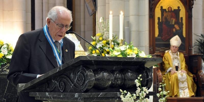 El arzobispo preside este sábado la Misa funeral por Alfonso Ramonet