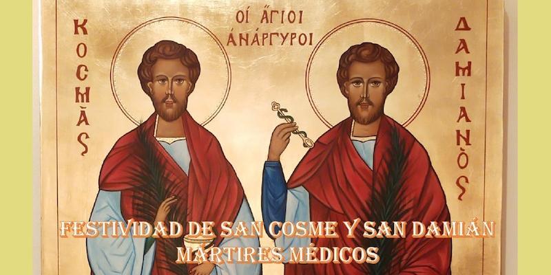 El cardenal Rouco preside en la colegiata de San Isidro una solemne Eucaristía en la fiesta de los santos Cosme y Damián